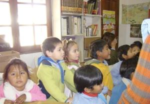Coronel Jose Felix Bogado Escolar Biblioteca 1