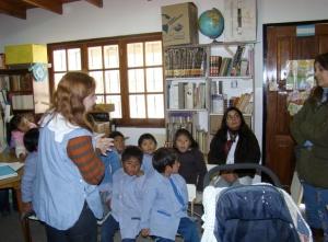 Coronel Jose Felix Bogado Escolar Biblioteca 2