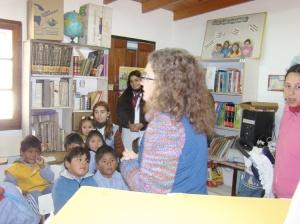 Coronel Jose Felix Bogado Escolar Biblioteca 3